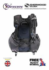 Stock Clearance! - Sherwood - BCD / BC - Silhouette (SIL4) - Scuba Diving