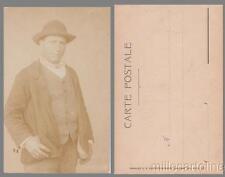NAPOLI - TIPI NAPOLETANI  - FOTO CAGGIANO 1900