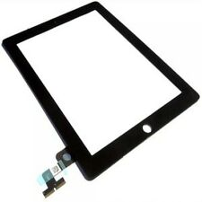 For iPad 2 Replacement Touch Screen Glass Digitizer & Home Button 2nd Gen Black