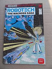 Robotech :The Macross Saga 13 .(TV) Comico 1986 - VF