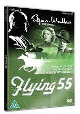 Edgar Wallace Presents FLYING 55. New sealed DVD.
