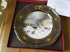 Spode, Great Explorers Plate No.1 Captain Young North West Passage (Boxed)