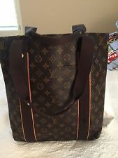 Authentic Louis Vuitton carryall in Monogram--used twice