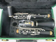 Overhaulled and Refurbished Noblet 40 Wood Clarinet