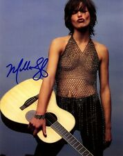 Wild MILLA JOVOVICH Signed Photo