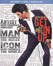 NEW Get On Up (Blu-ray + DVD + DIGITAL HD), DVD, Jill Scott, Tika Sumpter, #5037