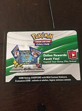 POKÉMON PRIMAL CLASH TRADING CARD GAME ONLINE BOOSTER CODE NEW UNUSED