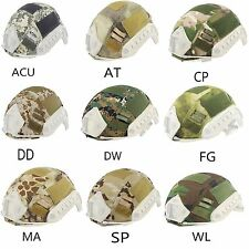 Tactical Airsoft Military Hunting Helmet Cover For OPS-CORE Fast Helmet BJ PJ MH