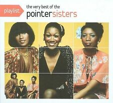 Playlist: The Very Best of the Pointer Sisters; 2009 CD, R&B, Soul, Playlist Exc
