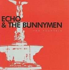 ECHO AND THE BUNNYMEN - THE FOUNTAIN - CD