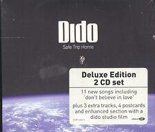 DIDO - SAFE TRIP HOME - 2 CD (NUOVO SIGILLATO) DIGIPACK - DELUXE EDITION