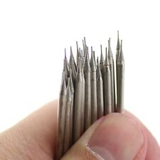 30Pcs 0.5mm diamond coated hole saw drill Solid bits for Jewelry Gems Glass Tile