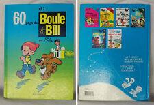Boule et Bill n°1 - 60 gags de - DUPUIS ROBA 1993