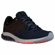 NEW Mens 2016 New Balance Shoes Exclusive VAZEE RUSH SUEDE Navy Blue/Brown 7.5