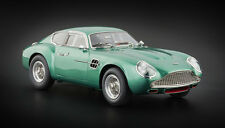 CMC Aston Martin DB4 GT Zagato 1961 racing green 1:18 (M-132)