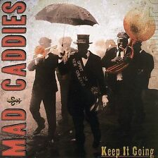~COVER ART MISSING~ Mad Caddies CD Keep It Going