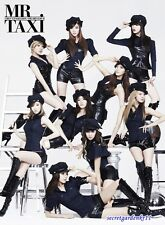 Girls' Generation SNSD VOL.3 MR.TAXI Repackage :: CD+Photocard+Postcards New