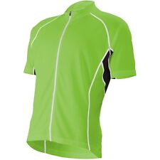 Cannondale Classic Jersey BZR Green Relaxed Mens MTB Cycling Bike XXL Large 2XL