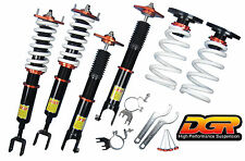 DGR COMFORT ADJ. COILOVER KIT FIT SUBARU FORESTER GT 2.0T EJ20 TURBO SUSPENSION