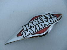 New Harley Davidson Gas Tank Name Plate badge emblem medallion 62395-09