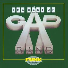 Gap Band Best Of CD NEW SEALED 1994 Soul Early In The Morning/Outstanding/Shake+