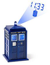 Doctor who-tardis projection réveil - * brand new *