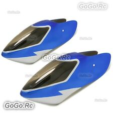 2 Pcs Plastic Canopy For T-rex Trex 450 Pro Helicopter - GT450-034-AX2