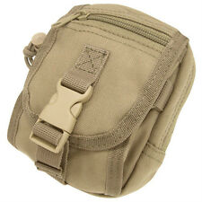 CONDOR MOLLE Modular Multi-Purpose Accessory GADGET POUCH ma26 - COYOTE TAN