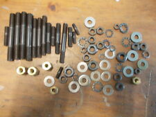 KIT REVISIONE MOTORE BULLONI VITI FIAT 1100 H D ENGINE REVIEW KIT