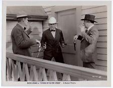 BUCK JONES 1935 VINTAGE ORIG PHOTO Western actor GUNFIGHT, PISTOLS