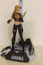McFarlane Danger Girls Natalia Kassle Figure LOOSE