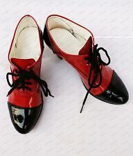 Black Butler  Grell Sutcliff   cosplay shoes boots Custom-Made 932 hot