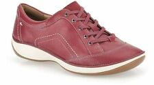 NEW CLARKs WOMENS ** FAIRLIE SPRIG ** RED LEATHER ** ACTIVE AIR ** UK 9 / 8.5