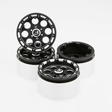 "GDS Racing Four(4) 2.2"" Alloy Beadlock Wheel Rim Wide 1.4"" for RC Model #085"