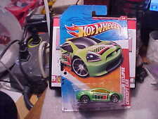 Hot Wheels Thrill Racers Mitsubishi Eclipse Concept Car Pace Car