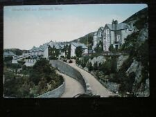 POSTCARD MERIONETHSHIRE HENDRE HALL & BARMOUTH WEST