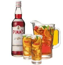 Pimm's Jug With Jug And Glass Stirrers & 2 X 12oz Pimm's Glass Tumblers