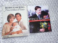 Princess Diana & Prince William book