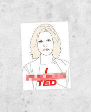 "Breaking Bad Sticker, Skyler White ""I Fucked Ted!, walter white, heisenberg"