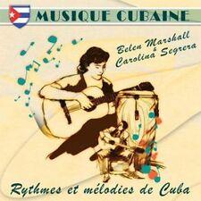 CD  Musique cubaine - Rythmes et mélodies de Cuba