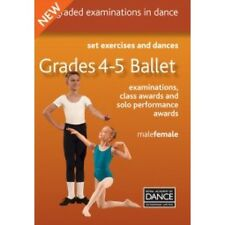RAD Royal Academy Of Dance Grades 4-5 Ballet Exam DVD