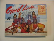 Signed AOA Good Luck 4th Mini Album Kpop Week Version W/ Jimin Photo Card