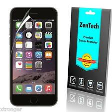 4X ZenTech Anti-glare Matte Screen Protector Shield Guard For iPhone 6 4.7""