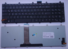 Tastatur Clevo P150EM P170EM P370EM P570WM P570 P370 Backlight Backlit Keyboard