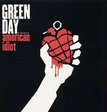 GREEN DAY-AMERICAN IDIOT 2 VINYL LP ROCK 13 TRACKS NEW+