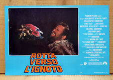 STAR TREK VI ROTTA VERSO L'IGNOTO fotobusta poster Undiscovered Country Sci Fi