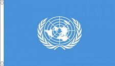 3' x 2' UN FLAG United Nations Peace Keepers Military