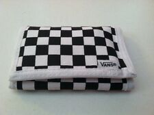 NEW Vans Brand Mens TRI FOLD WALLET Surfer Skater Street Of the Wall RETAIL $26