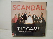 Scandal The Game - Factory Sealed