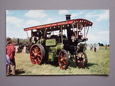 R&L Postcard: Aveling & Porter Steam Showman's Tractor No.7612,  George Enfield